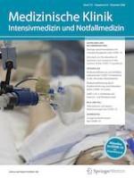 Medizinische Klinik - Intensivmedizin und Notfallmedizin 3/2020