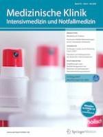 Medizinische Klinik - Intensivmedizin und Notfallmedizin 4/2020