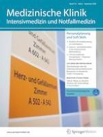 Medizinische Klinik - Intensivmedizin und Notfallmedizin 6/2020