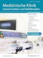 Medizinische Klinik - Intensivmedizin und Notfallmedizin 7/2020