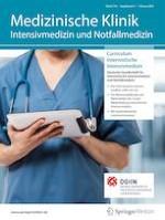 Medizinische Klinik - Intensivmedizin und Notfallmedizin 1/2021