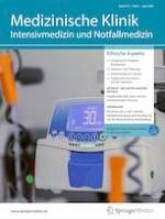 Medizinische Klinik - Intensivmedizin und Notfallmedizin 3/2021