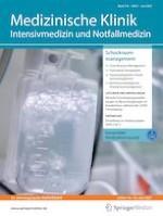 Medizinische Klinik - Intensivmedizin und Notfallmedizin 5/2021