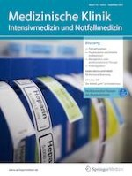 Medizinische Klinik - Intensivmedizin und Notfallmedizin 6/2021