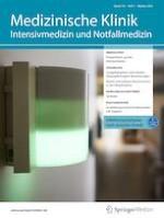 Medizinische Klinik - Intensivmedizin und Notfallmedizin 7/2021