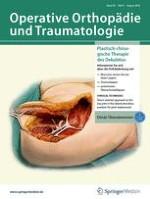 Operative Orthopädie und Traumatologie 3/2003