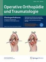 Operative Orthopädie und Traumatologie 2/2017