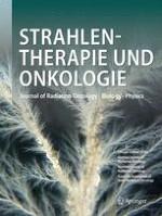Strahlentherapie und Onkologie 12/2006