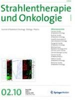 Strahlentherapie und Onkologie 2/2010