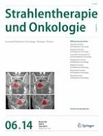 Strahlentherapie und Onkologie 6/2014