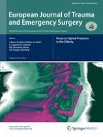 European Journal of Trauma and Emergency Surgery 5/2013
