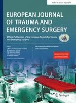 European Journal of Trauma and Emergency Surgery 4/2017
