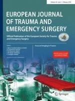 European Journal of Trauma and Emergency Surgery 1/2018