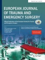 European Journal of Trauma and Emergency Surgery 3/2018