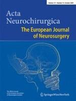 Acta Neurochirurgica 10/2009