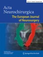 Acta Neurochirurgica 9/2009