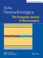 Acta Neurochirurgica 10/2016
