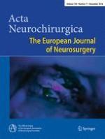 Acta Neurochirurgica 11/2016