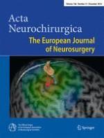 Acta Neurochirurgica 12/2016