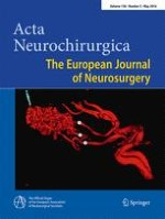Acta Neurochirurgica 5/2016