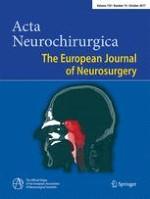 Acta Neurochirurgica 10/2017