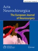 Acta Neurochirurgica 11/2017