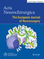 Acta Neurochirurgica 12/2017