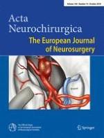 Acta Neurochirurgica 10/2018