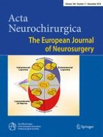 Acta Neurochirurgica 11/2018