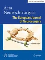 Acta Neurochirurgica 12/2018