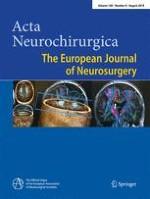 Acta Neurochirurgica 8/2018