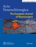 Acta Neurochirurgica 9/2018
