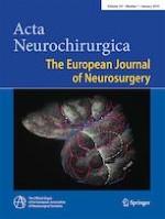 Acta Neurochirurgica 1/2019