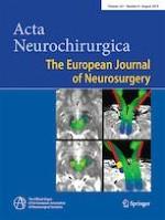 Acta Neurochirurgica 8/2019