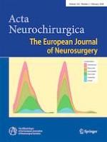 Acta Neurochirurgica 2/2020