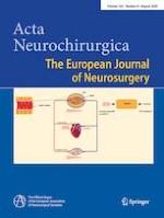 Acta Neurochirurgica 8/2020