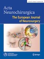 Acta Neurochirurgica 9/2020