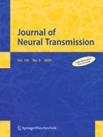 Journal of Neural Transmission 9/2009