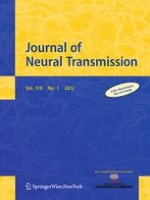 Journal of Neural Transmission 1/2012