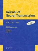 Journal of Neural Transmission 1/2016