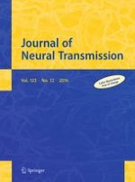 Journal of Neural Transmission 12/2016