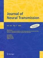 Journal of Neural Transmission 7/2016