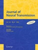 Journal of Neural Transmission 8/2016