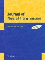Journal of Neural Transmission 10/2018
