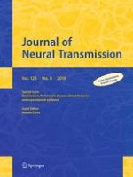 Journal of Neural Transmission 8/2018