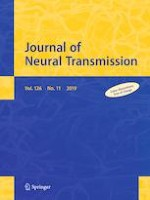 Journal of Neural Transmission 11/2019