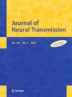 Journal of Neural Transmission 5/2019