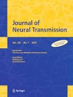 Journal of Neural Transmission 7/2019