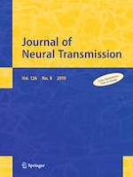 Journal of Neural Transmission 8/2019