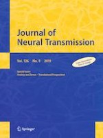 Journal of Neural Transmission 9/2019